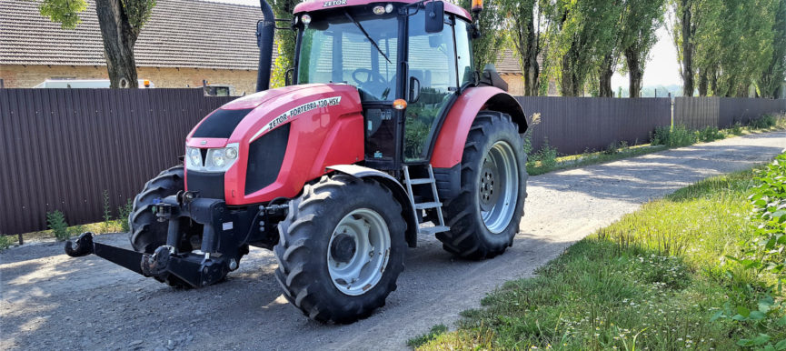 Traktor Zetor Forterra